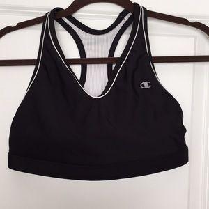 NWOT Champion Double Dry  Sports bra size Large